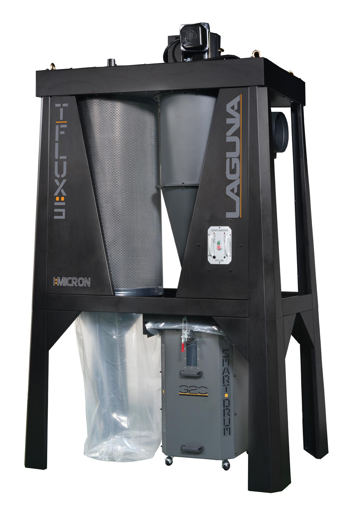 tflux5 laguna dust vacuum